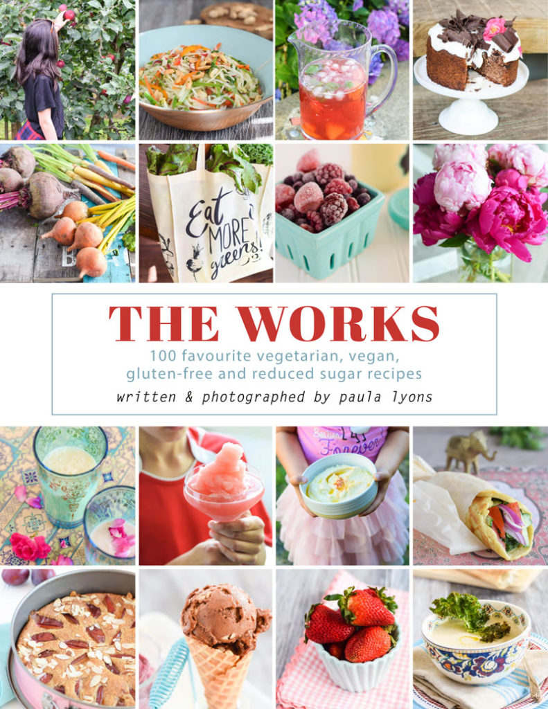 The Works by Paula Lyons
